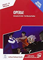 Italiano facile: Opera! Libro + online MP3 audio