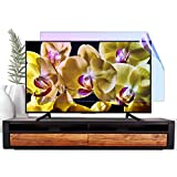 JHNEA 27inch Protector De Pantalla De TV, Antiazul Película Protectora Ultra Claro Antideslumbrante Protección Ojos Filtro, para LCD, LED, OLED, QLED HDTV,596X335MM
