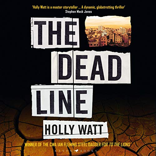 The Dead Line audiobook cover art