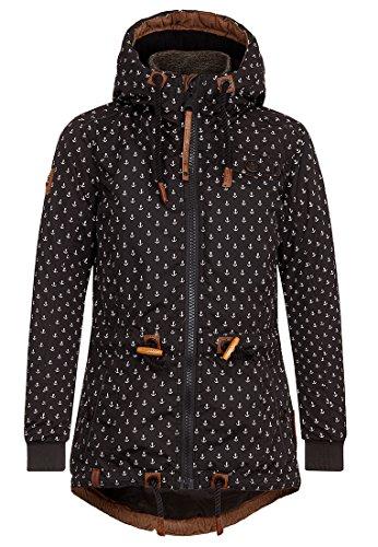 Naketano Pfiffig, Gewitzt & Fesch Jacket Anchor X S
