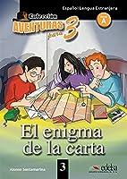 Aventuras para 3: El enigma de la carta + Free audio download (book 3)
