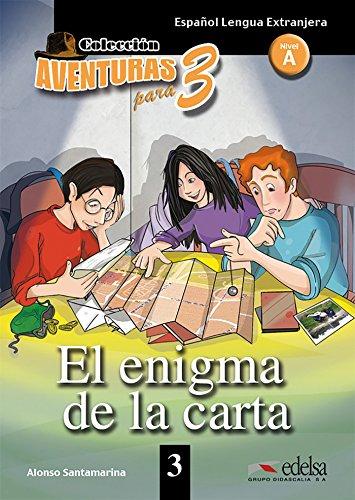 Aventuras para tres A1 El enigma de la carta 03: Lektüre [Lingua spagnola]: El...