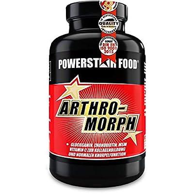 Powerstar Food Arthro-Morph - Gelenkkapseln - 120 Kapseln