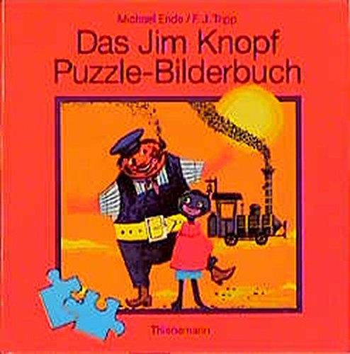 Das Jim Knopf-Puzzle-Bilderbuch