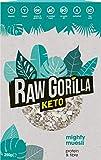 Raw Gorilla Muesli keto intenso 250 g