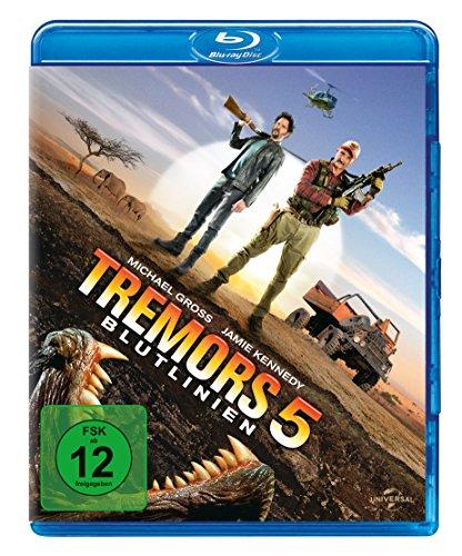 Tremors 5 - Blutlinien [Blu-ray]