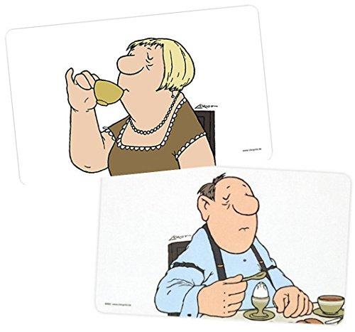 inkognito - Frühstücksbrettchen
