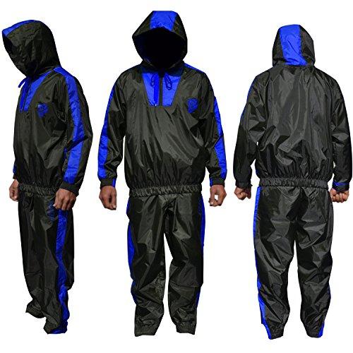 AQF Sauna Suit Chandal Fajas Reductoras Adelgazantes Hombre Perder Peso Fajas para...