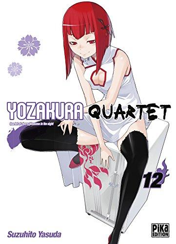 Yozakura Quartet T12 : Quartet of cherry blossoms in the night