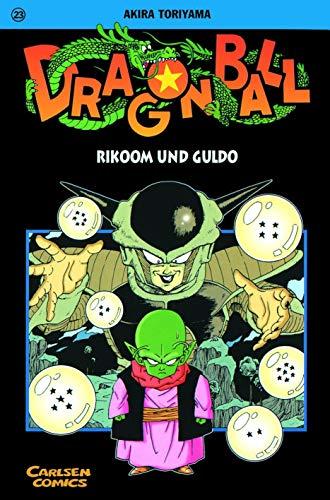Dragon Ball, Bd.23, Rikoom und Guldo