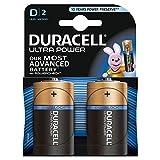 Duracell - Pila Alcalina Blister Duracell Ultra Power D - Lr20 - Blister De 2-1.5V 18Ah - Blister(S) X 2