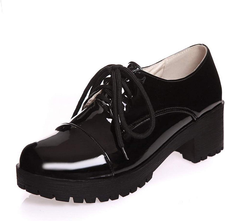 BalaMasa Womens Comfort Solid Walking-shoes Urethane Walking shoes APL10461