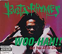 Woo-hah-Got you all in check.. [Single-CD]