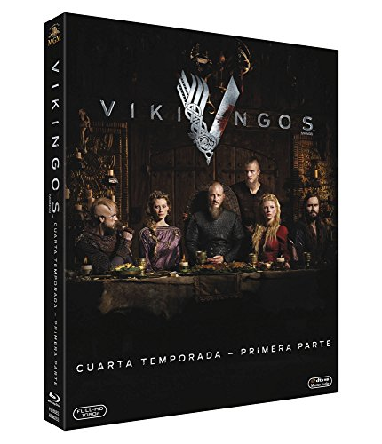 Vikingos - Temporada 4 (Volumen 1) [Blu-ray]