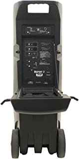 Anchor Audio Bigfoot with built-in Bluetooth, AIR wireless receiver & two dual wireless mic receivers, BIG2-RU4