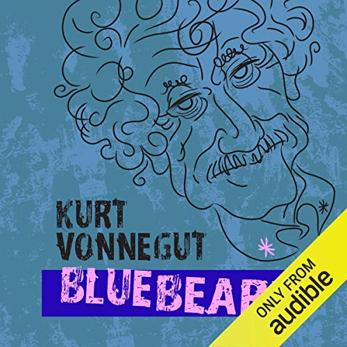 Bluebeard audiobook cover art
