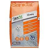 Sanicat Professional Pet Love Clumping Cat Litter 20L (Pack of 20ltr)