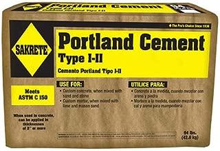 SAKRETE of North America 65150083-NE Portland Cement, 94 lb