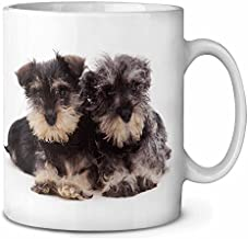 11 Ounces Coffee Mug, Miniature Schnauzer Dogs Coffee Tea Mug