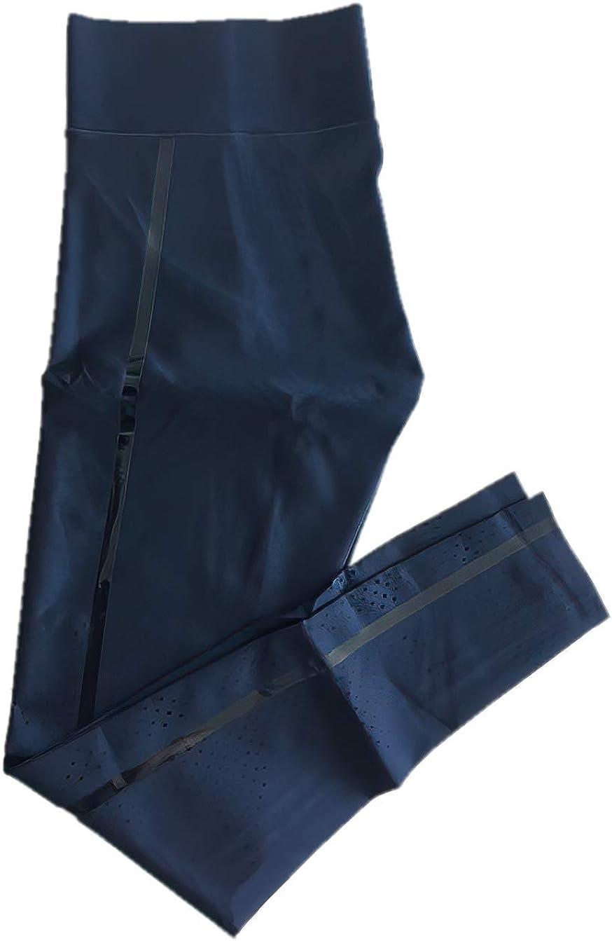 Ultracor Ultra Black Undular Ultra-Waist High Leggings Black Legging Large L New
