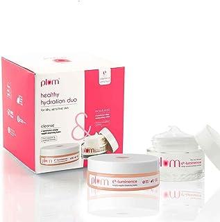 Plum E-Luminence Healthy Hydration Gift Kit For Dry, Dull Skin, 140 g