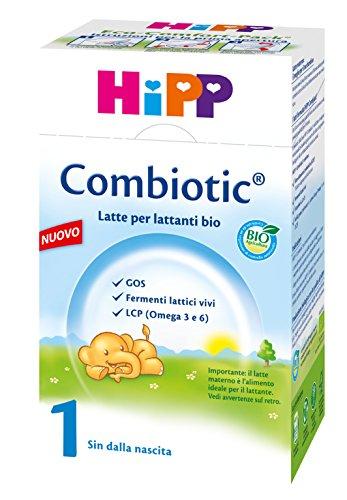 Infant Hipp biologique Formule 1 Combiotik - de la naissance, 600g