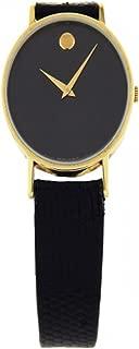 Movado Museum Swiss-Quartz Female Watch 178774 (Certified Pre-Owned)
