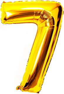 Best balloon foil numbers Reviews