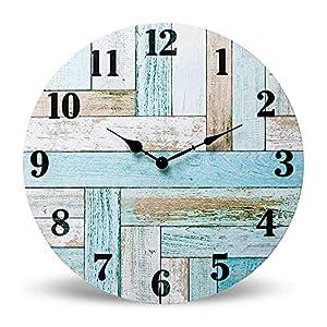 51mXNMYgrnS._SS300_ Coastal Wall Clocks & Beach Wall Clocks