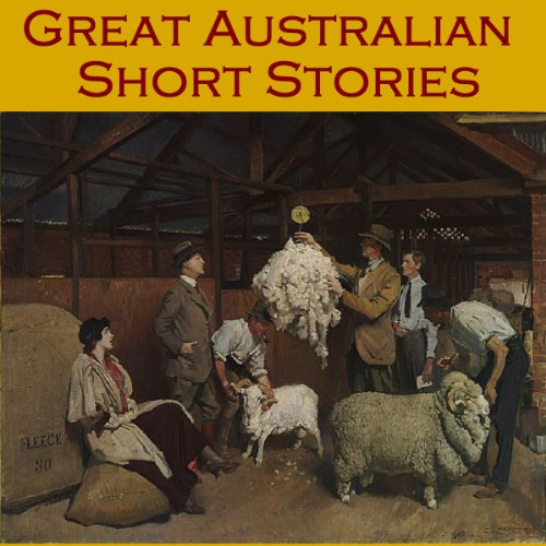 Great Australian Short Stories cover art