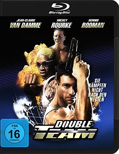 Double Team [Blu-ray]