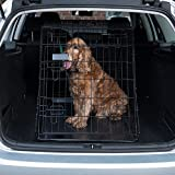 Ruby Sloping Dog Crate Cage (Large)