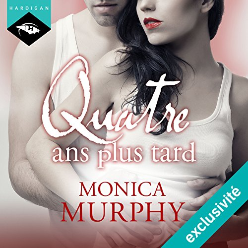 Quatre ans plus tard audiobook cover art
