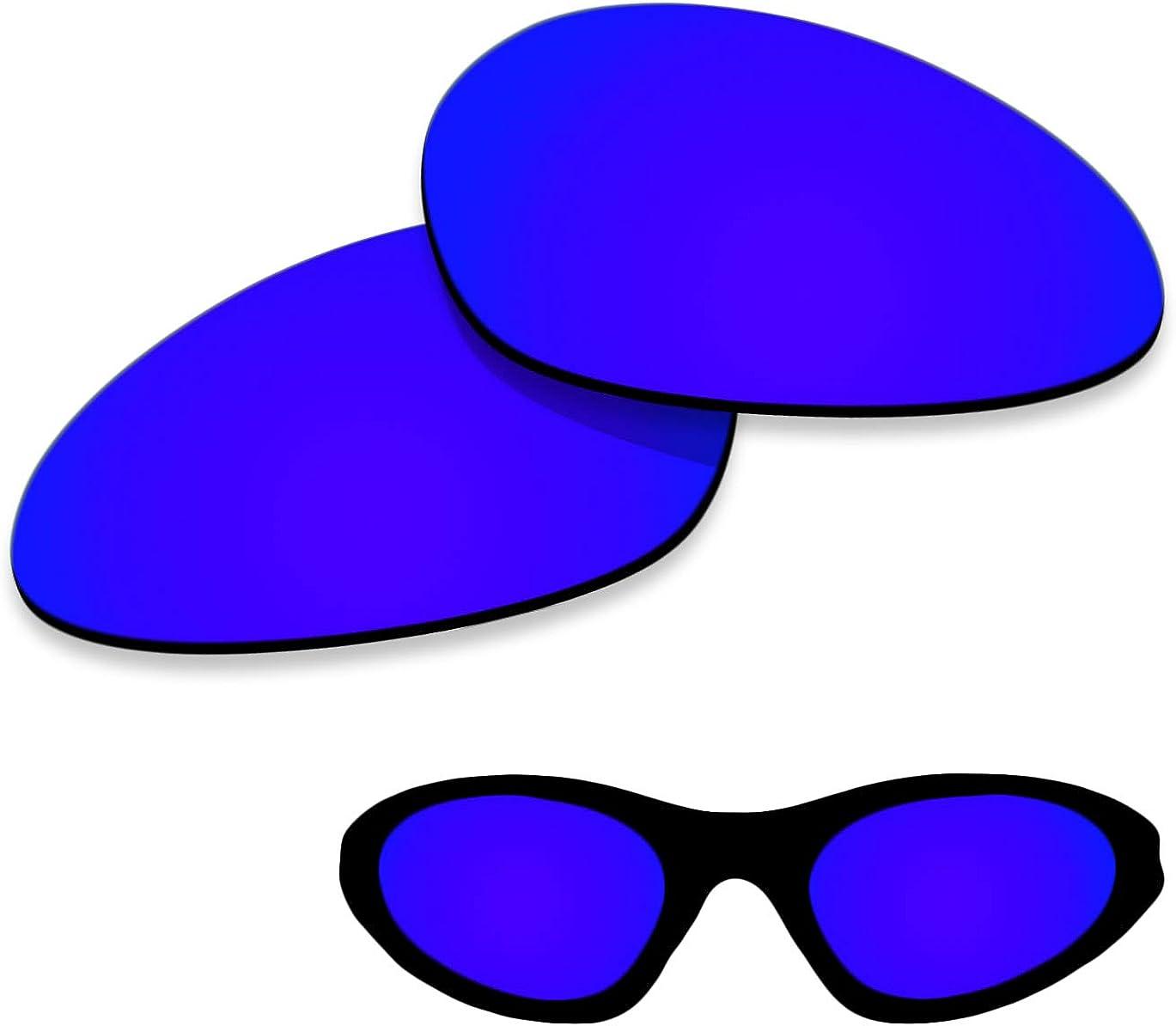 iMaiDein Dallas Mall Polarized Lenses Replacement for trust 1.0 Oakley Minute 100%