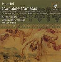 Handel: Complete Cantata, Volume 2 (2010-02-09)