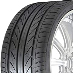 High-performance summer tire for sporty coupes and sedans Pattern ribs provide shorter braking distances Asymmetric tread design for increased handling Angled sides for better steering precision Unique grooves allow increased clearance of water for b...