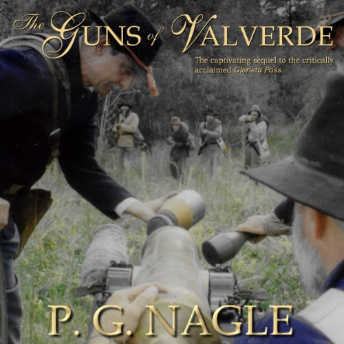 The Guns of Valverde audiobook cover art