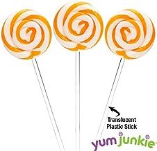 Best orange swirl lollipops Reviews