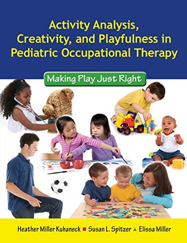 Activity Analysis, Creativity and Playfulness in...