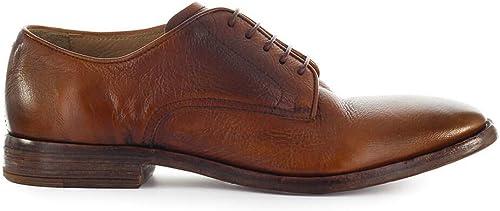 MOMA Chaussures Homme Chaussures à Lacets Derby Marron Marron Clair SS 2019  authentique