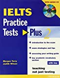 PRACTICE TESTS PLUS 2 IELTS W/KEY & CD