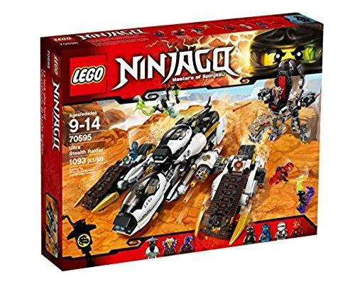 『レゴ ニンジャゴー トランスメカ バトルライド 70595』の1枚目の画像
