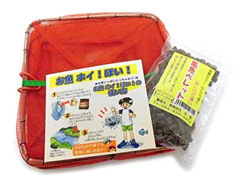 【Amazon.co.jp 限定】ネオ(NEO) お魚キラーセット (お魚ホイほい、集魚エサ) 840900
