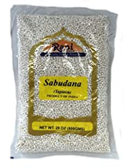 You'll LOVE our Sabudana by Rani Brand--Here's Why: 100% Natural, No preservatives, Non-GMO, Gluten Free PREMIUM Gourmet Food Grade Flour. Rani is a USA based company selling spices for over 30 years, buy with confidence! Authentic Indian Product, Al...
