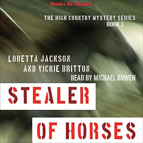 Stealer of Horses cover art