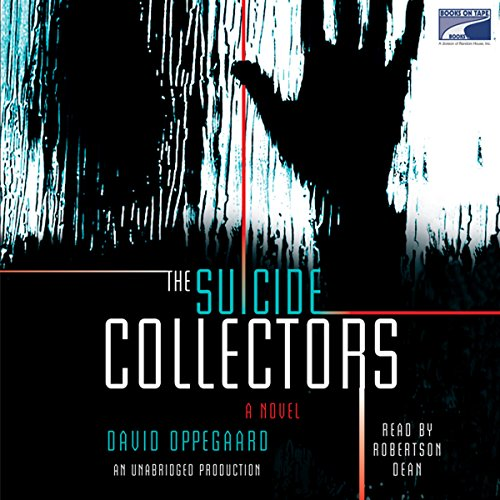 The Suicide Collectors  audiobook cover art