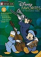 Disney Favorites (Jazz Play-along)