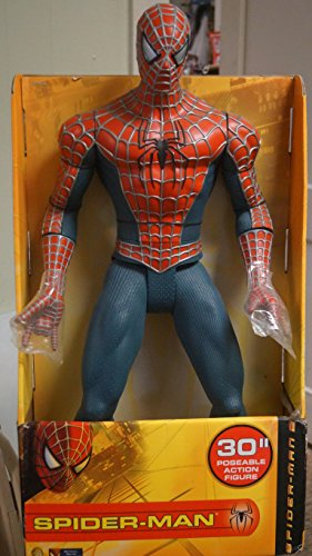 """2004 30"""" Poseable Action Figure"""