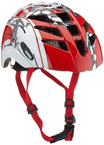 Uvex Kinder Fahrradhelm Kid 1, Rabbit Race, 47-52, 4142590715