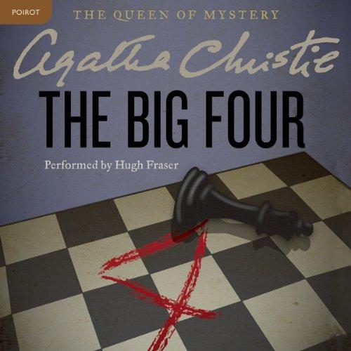 Bargain Audio Book - The Big Four